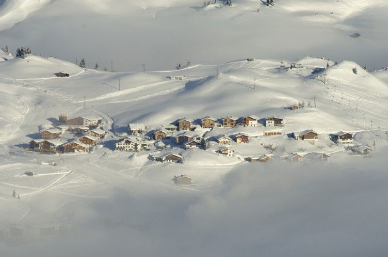 Winter in Lech am Arlberg